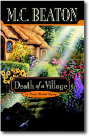 Death of Village by M.C. Beaton