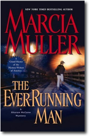 Ever-Running Man by Marcia Muller