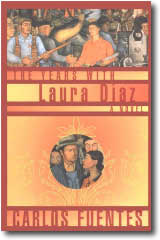 The Years With Laura Diaz by Carolos Fuentes