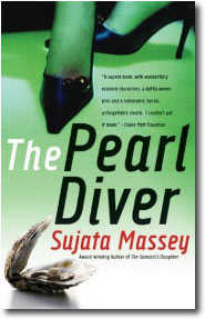 The Pearl Diver by Sujata Massey