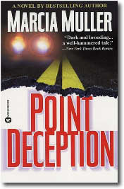 Point Deception by Marcia Muller
