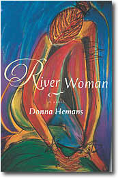River woman by Donna Hemans