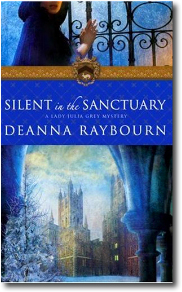 Silent at the Sanctuary by Deanna Raybourn