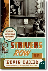 Strivers Row by Kevin Barker