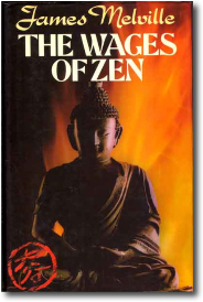 Wages of Zen by James Melville